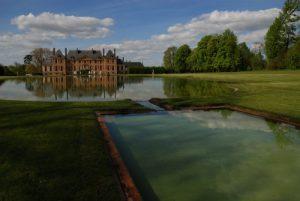 Le Château de Guermantes<br> Site classé des vallées de la Brosse &amp; de la Gondoire