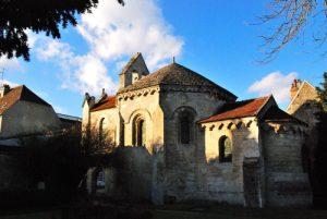 La Chapelle des Templiers<br> Ville médiévale de Laon