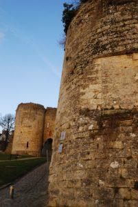 La Tour Penchée<br> Ville médiévale de Laon
