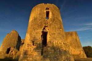Le château de Fère en Tardenois