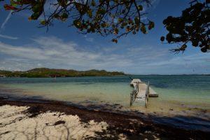 Embarcadère de l'Îlet Chevalier<br> Parc Naturel Régional de La Martinique
