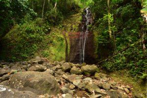 Cascade Anba So<br> Parc Naturel Régional de La Martinique