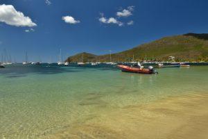 Plage de Grande-Anse<br> Parc Naturel Régional de La Martinique