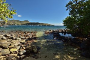 Cap Salomon<br> Parc Naturel Régional de La Martinique