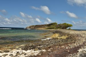 Le Cap Ferré<br> Trace des Caps de Cul-de-Sac Ferré à la Baie des Anglais<br> Parc Naturel Régional de La Martinique