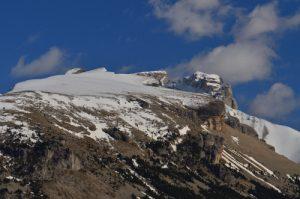 Chemin de la Cascade de Saute-Aure<br> Massif du Dévoluy
