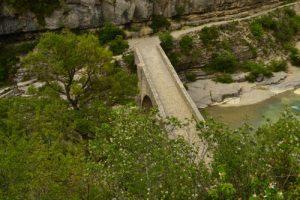 Les Gorges de la Méouge<br> PNR des Baronnies provençales