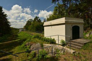 L'Aqueduc de la Dhuis<br> Forêt domaniale de Fontainebleau