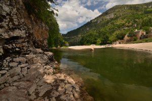 Le Gorges du Tarn<br> Le Causse Méjean<br> Parc Naturel National des Cévennes