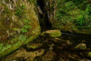 La Résurgence de Castelbouc<br> Les gorges du Tarn<br> Parc Naturel National des Cévennes