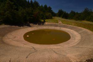 La Lavogne de Rouveret<br> Le Causse Méjean<br> Parc Naturel National des Cévennes