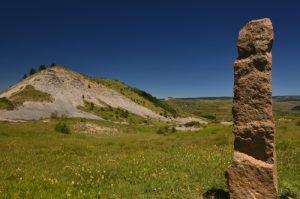 L'Echine d'Aze &amp; le Menhir<br> La Cham des Bondons<br> Parc Naturel National des Cévennes