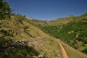 Les Puechs ou Trucs des Bondons et de Miret<br> La Cham des Bondons<br> Parc Naturel National des Cévennes