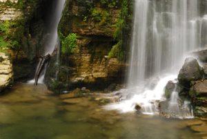 L'Abîme de Bramabiau<br> Parc Naturel National des Cévennes