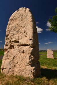 Menhirs de Gally<br>