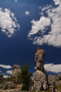 Le Chaos de Nîmes le Vieux<br> Le Causse Méjean<br> Parc Naturel National des Cévennes