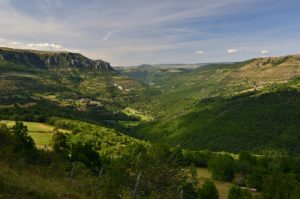 Point de vue de Saint-Laurent-de-Trèves<br>