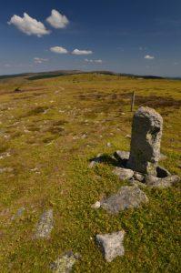 Les pierres plantées ou Montjoies<br> Le sommet du Finiels<br> Le Mont Lozère<br> Parc Naturel National des Cévennes