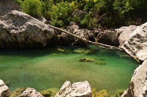Le Pas de Souci -  Les Gorges du Tarn -  Parc national des Cévennes