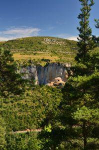 Les Gorges de la Jonte<br> Le Causse Noir<br> Parc Naturel Régional des Grands Causses