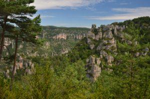 Le Cirque karstique de Madasse<br> Le Causse Noir<br> Parc Naturel Régional des Grands Causses