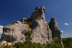 Rochers de Roques-Altès<br> Le Causse Noir<br> Parc Naturel Régional des Grands Causses