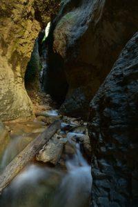 Les Gorges du Rio Sourd<br> Les Gorges du Gâts<br> Parc Naturel Régional du Vercors