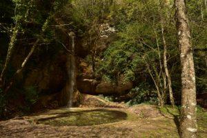 Cascade de Tuf<br> Les Gorges du Gâts<br> Parc Naturel Régional du Vercors