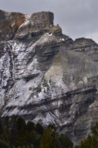 Pas de l'Éssaure<br> Le Vallon de Combau<br> Réserve Naturelle Nationale des Hauts Plateaux du Vercors<br> Parc Naturel Régional du Vercors