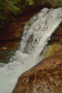 Cascade de la Combe de l'Aubaise<br> Le Cirque d'Archiane<br> Parc Naturel Régional du Vercors