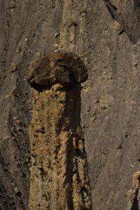 Les Cheminées de Fées des Fassis<br> Le vallon du Rabioux<br> Parc Naturel National des Écrins