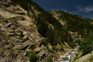 Gorges du Bachelard<br> Parc Naturel National du Mercantour