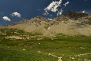 Col de Cayolle<br> Parc Naturel National du Mercantour