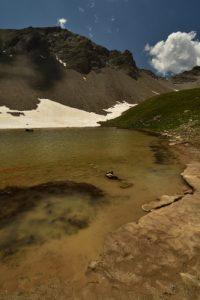 Les Lacs de Cayolle<br> Parc Naturel National du Mercantour