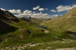 Lac du Lauzanier<br>