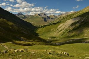 Vallon du Lauzanier<br>