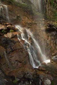 Cascade d'Aiglière<br> Col de la Cayolle<br> Parc Naturel National du Mercantour