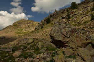 Vallon de la Braissette<br> Parc Naturel National du Mercantour