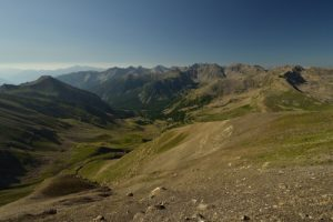Col de la Bonette<br> Parc Naturel National du Mercantour