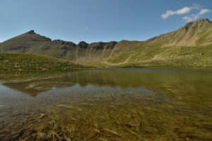 Lacs de l'Estrop<br> Vallon de l'Estrop<br> Parc Naturel National du Mercantour