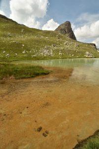 Le petit Lac du Marinet<br> Vallon de Mary<br> Haute Vallée de l'Ubaye