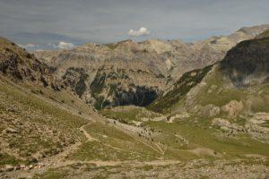 La Crête de Vars<br> Parc Naturel Régional du Queyras