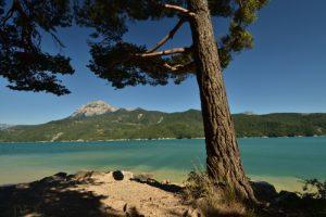 Lac de Serre-Ponçon<br> Basse Vallée de l'Ubaye