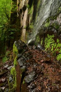 Cascade du Nideck<br> Massif des Vosges centrales