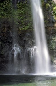 La troisième Chute du Carbet<br> Parc Naturel National de la Guadeloupe (Basse-Terre)