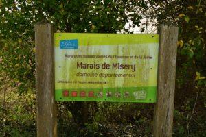 Espace Naturel Sensible du Marais de Misery