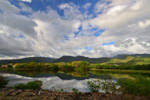 Etang Rolan à Vieux-Habitants <br> Guadeloupe