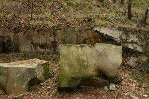 Sentier Denecourt n°8<br> Rochers &amp; Platières du Long-Boyau<br> Forêt domaniale de Fontainebleau