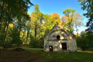 L'Ermitage Saint-Hubert<br> La Forêt Domaniale de Retz