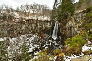 La Cascade de Guéry<br> Parc Naturel Régional des Volcans d'Auvergne
